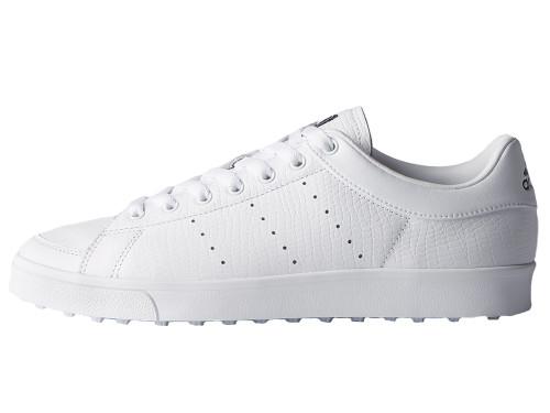 new product 8116b 703e1 Adidas Adicross Classic Golf Shoes - Core Black/FTWR White - Mens ...