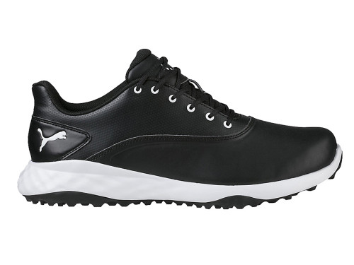 8de281dcec4d Puma Grip Fusion Shoes - Black White