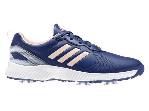 Adidas Ladies Response Bounce BOA Golf Shoes WhiteCoral
