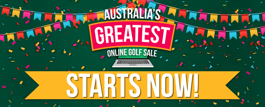 The GolfBox online sale is now on