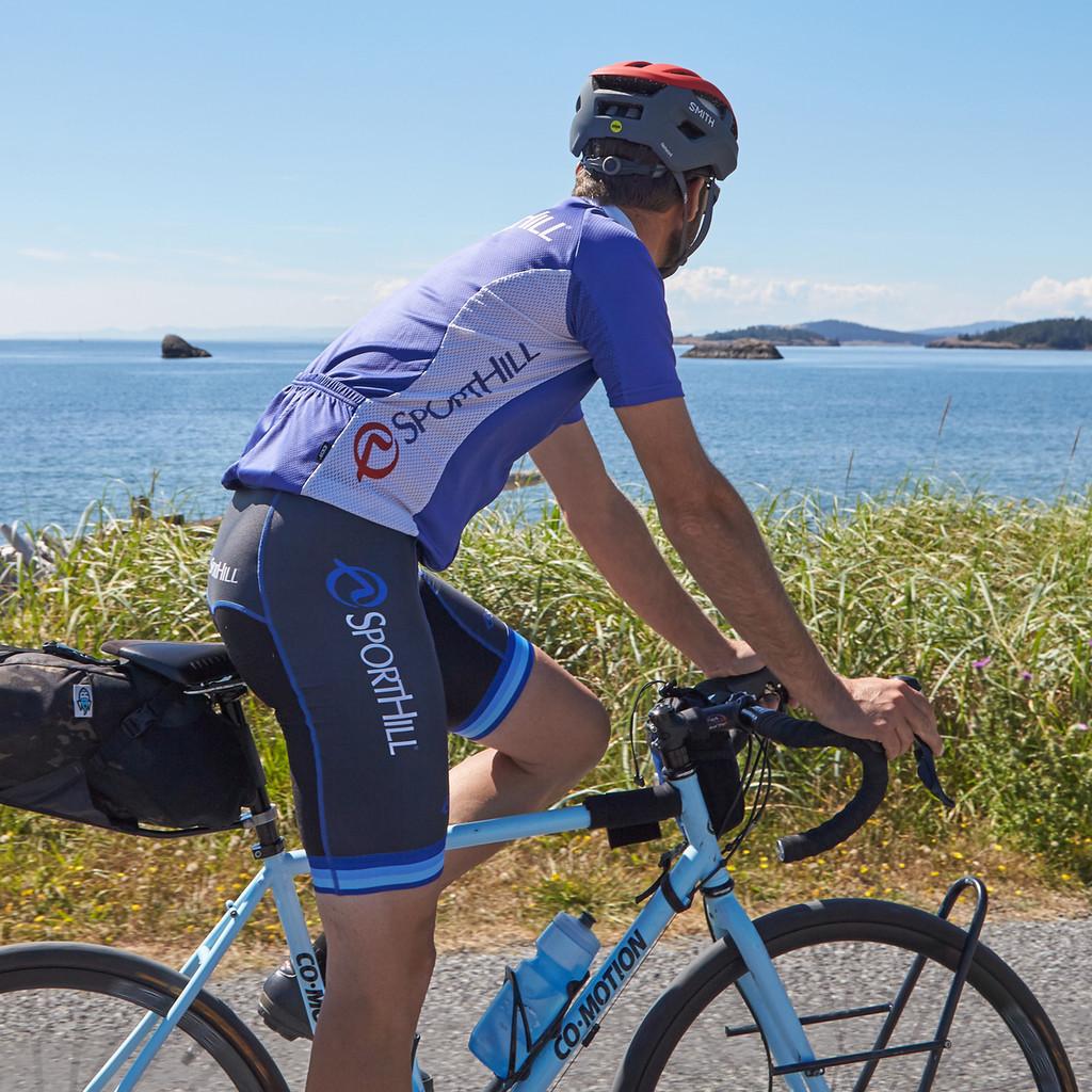 Men's SportHill Cycling Shorts