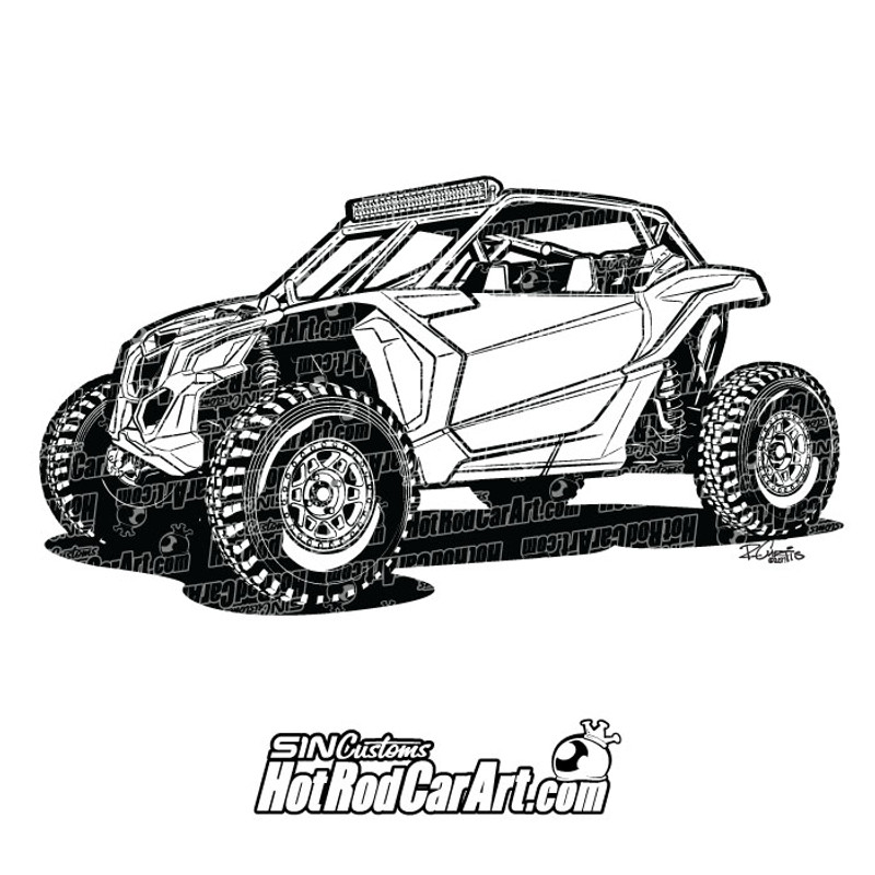 I Can Draw Cars And Trucks