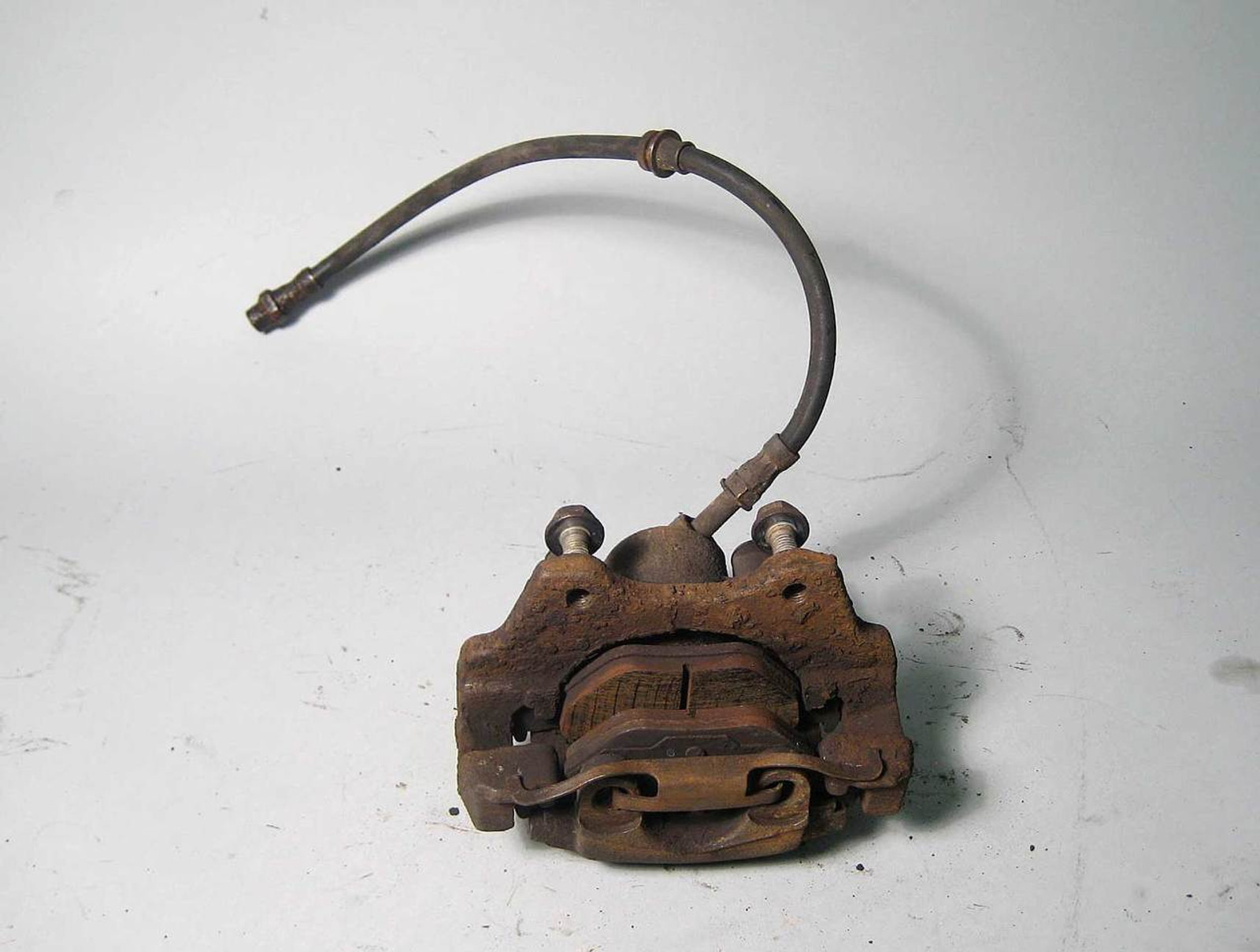 BMW Sulev Warranty >> BMW E46 3-Series Z4 Left Rear Drivers Brake Caliper w ...
