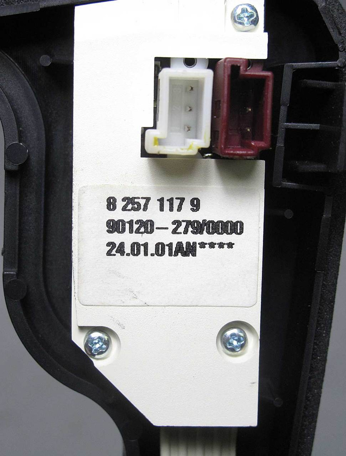 BMW E46 3-Series Automatic Transmission Shift Selector Panel 1999 ...
