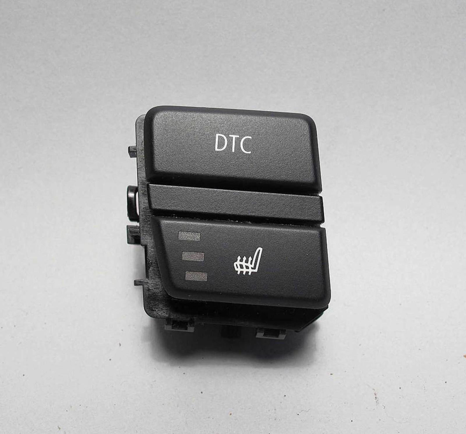 BMW E60 5-Series Center Console Dash Button Switch Unit
