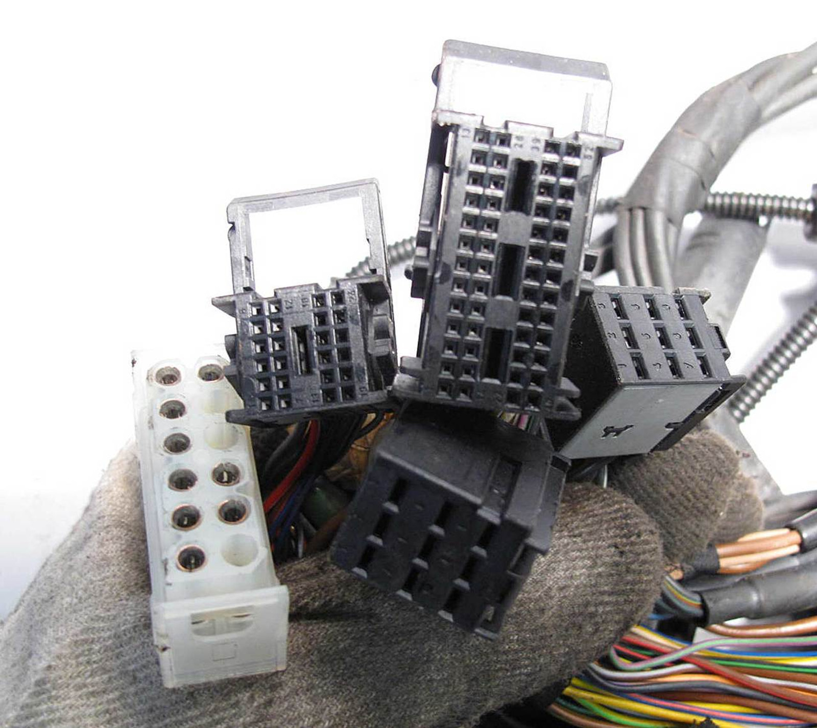 2000 Bmw E39 M5 M S62 Engine Wiring Electrical Harness Complete Wire