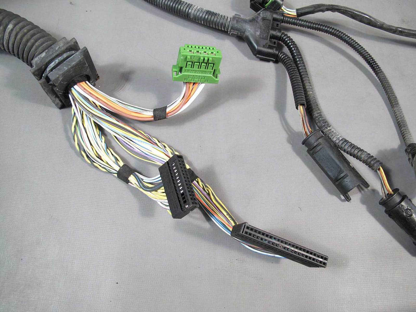 BMW N54 Turbo 3.0L 6-Cyl Engine Electrical Wiring Harness Complete ...
