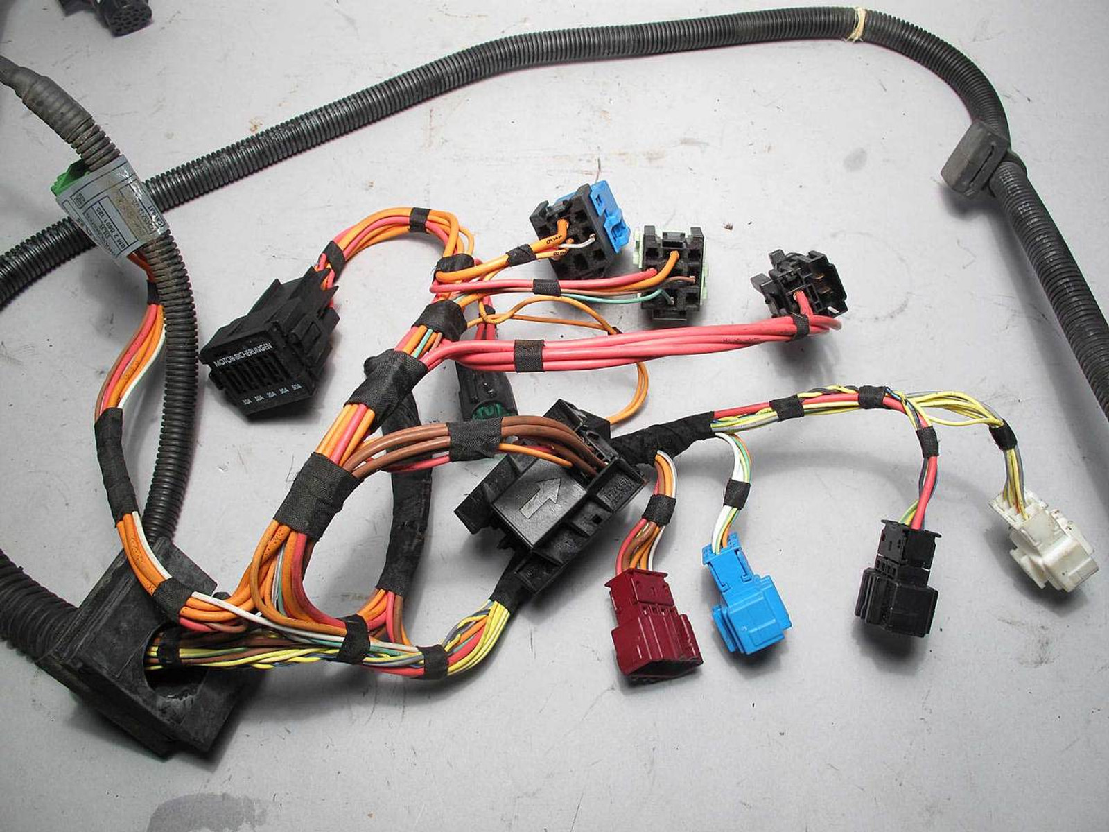 Bmw E90 Wiring Loom - DIY Wiring Diagrams •