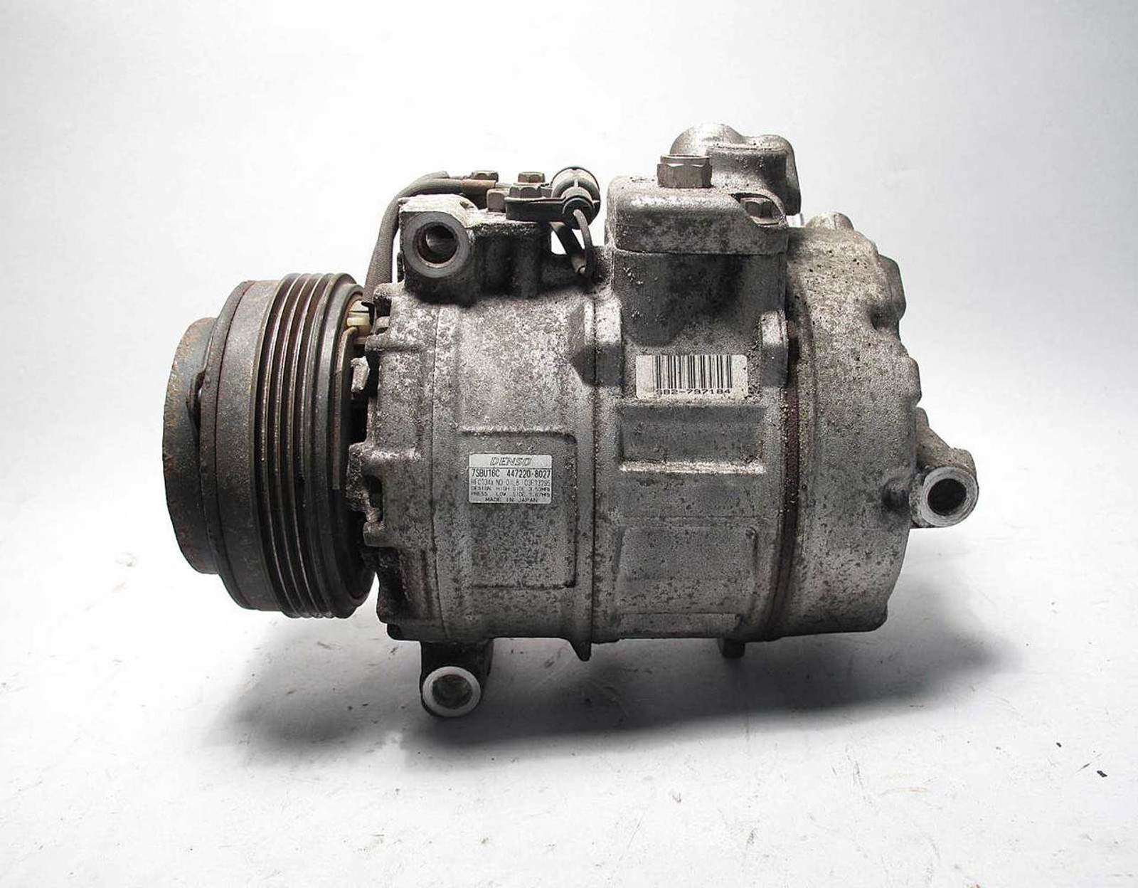 BMW Sulev Warranty >> BMW E46 3-Series X3 Air Conditioning AC Compressor Pump ...