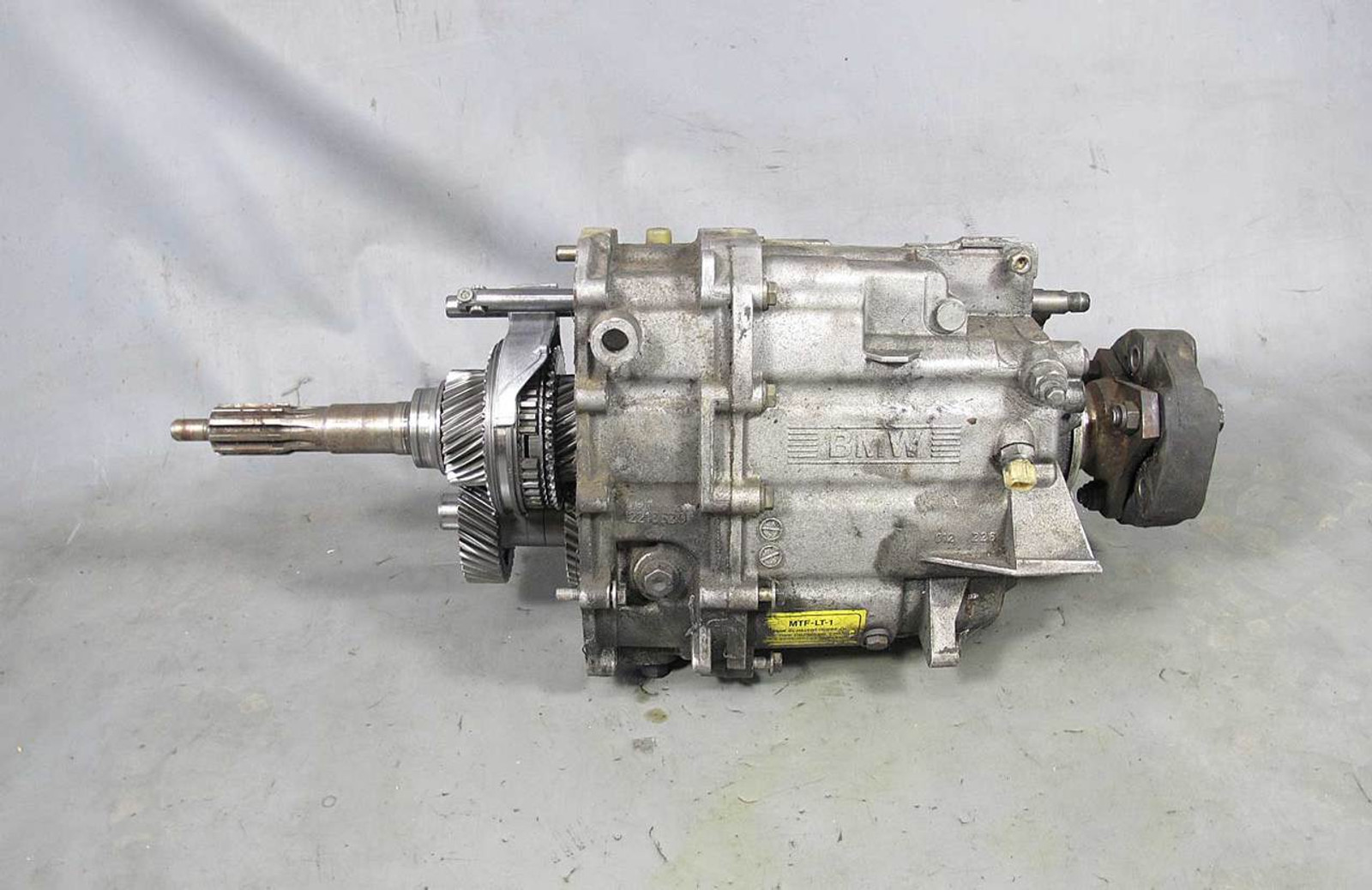 Bmw E46 M3 Smg 6 Speed 420g Manual Transmission Gearbox 2001 2006 Overview Of Engine Parts Diagram