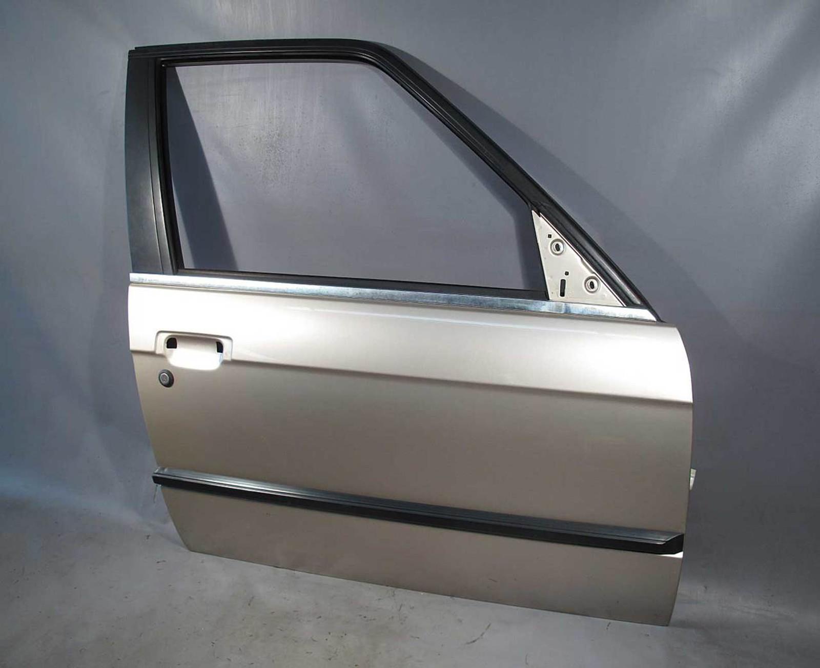 BMW ... & BMW E30 4door Sedan Right Front Passenger Door Shell Kashmir Beige ...