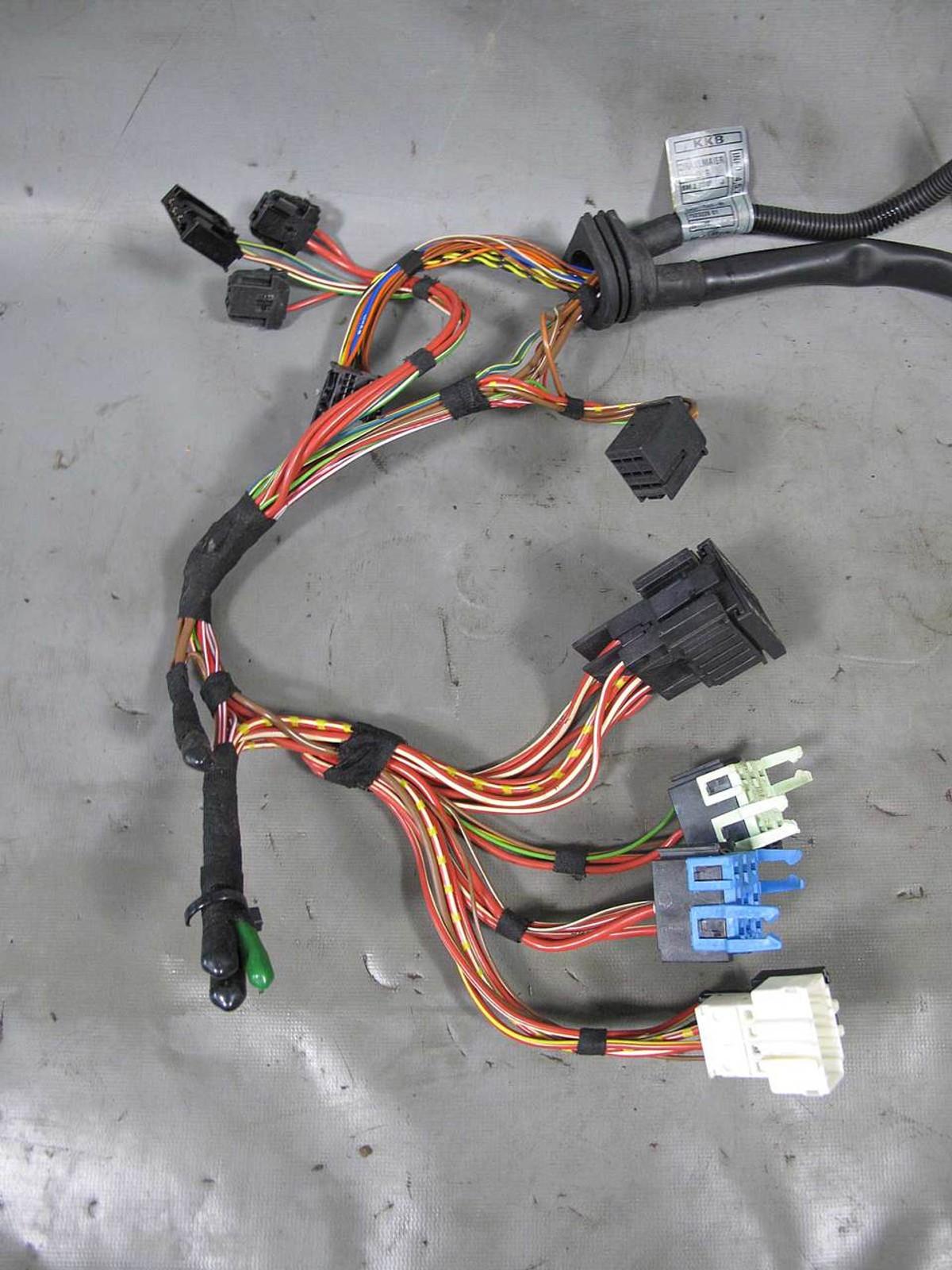 BMW E46 330i 330Ci 3.0L M54 Manual Transmission Wiring Harness ...