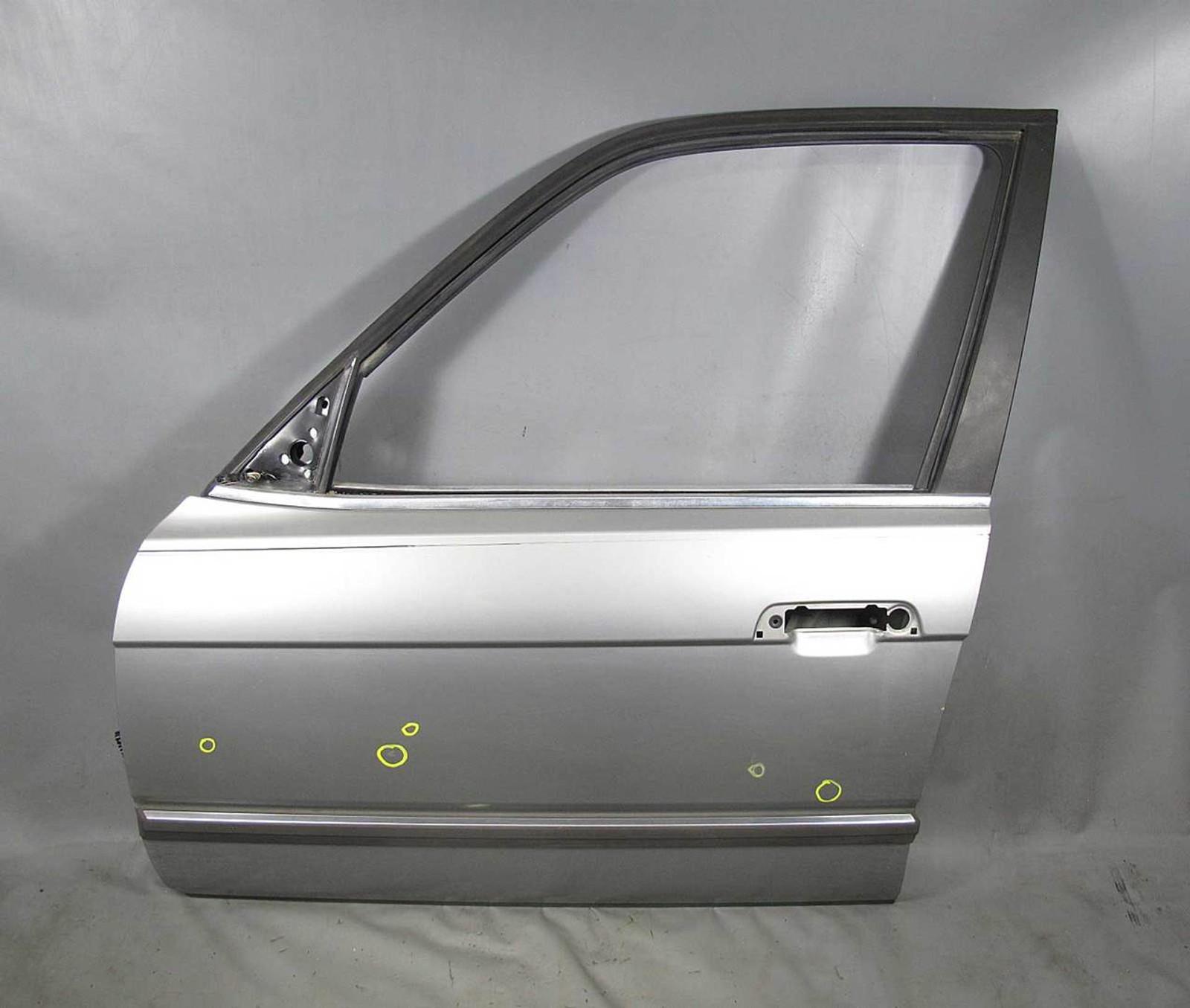 1988-1994 BMW E32 7-Series Left Front Door Shell Exterior