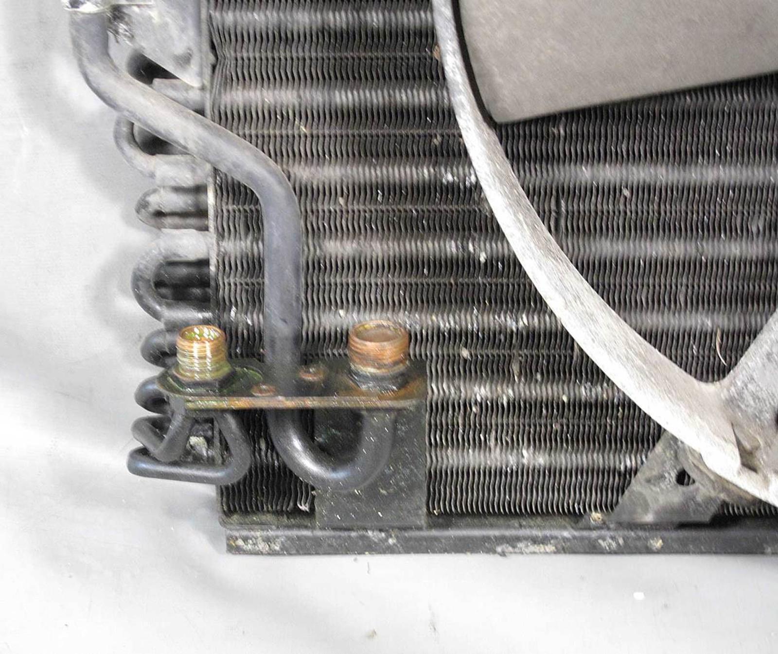 Pusher Ac Fan Wiring Diagrams Dsm Bmw E34 5 Series E32 Condenser Radiator W Auxiliary Electric Gm