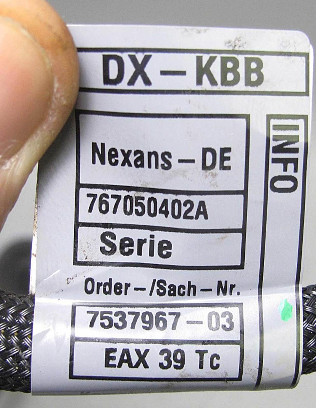 Bm E60 E61 5 Series Xdrive Awd Transfer Case Module Wiring Harness Sleeves