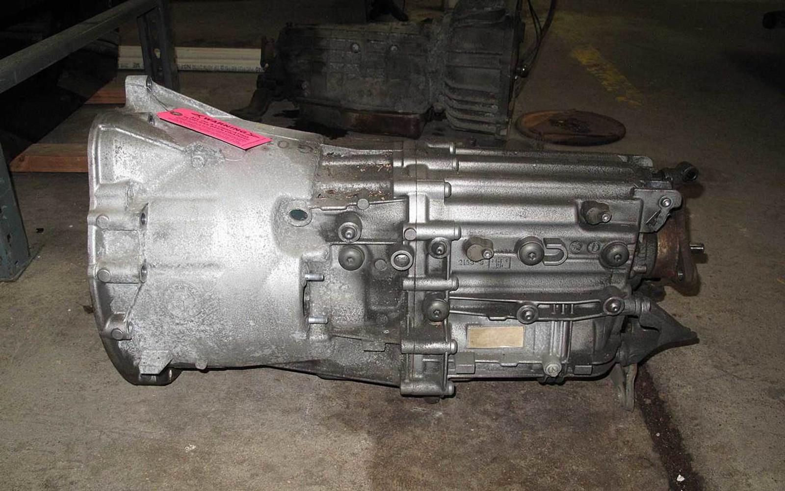 Bmw E82 E88 E89 135i Z4 N54 6 Speed Manual Transmission Zf