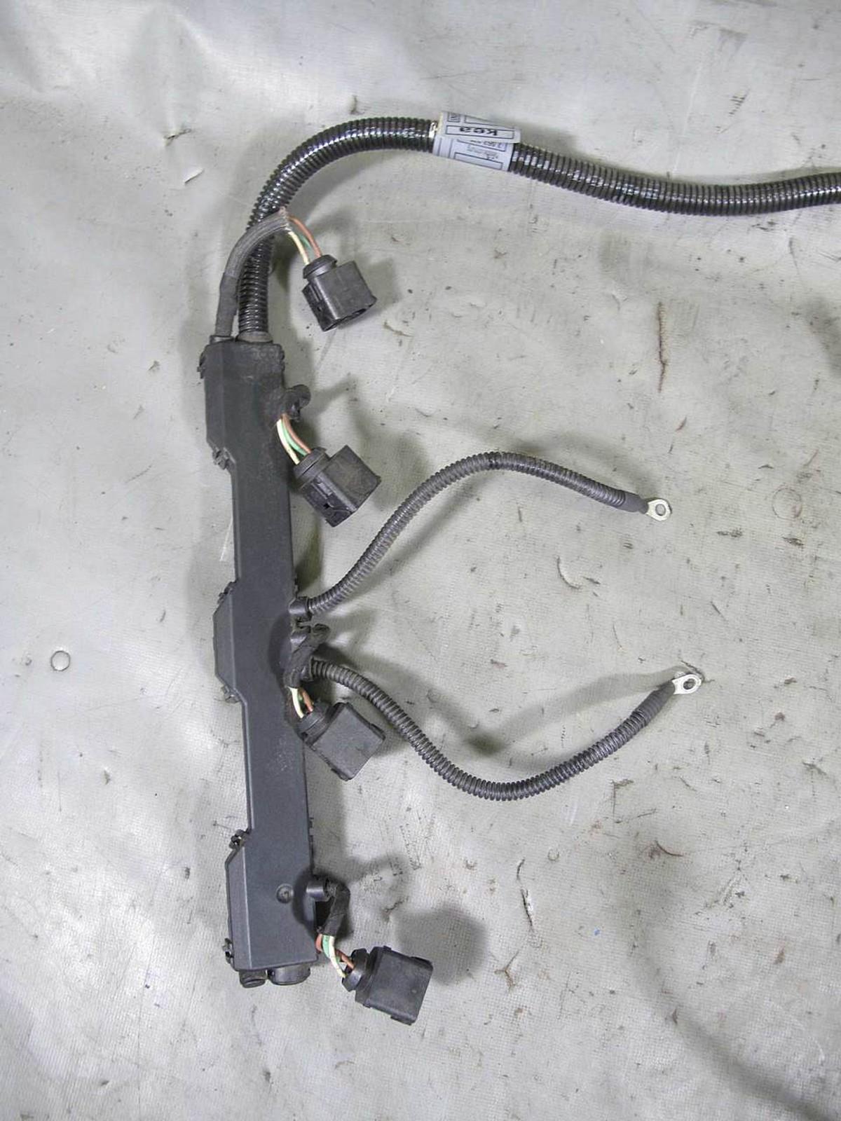 Bmw N62n N62tu 48l V8 E60 E63 Ignition Coil Wiring Harness 2006 2010 Used Img