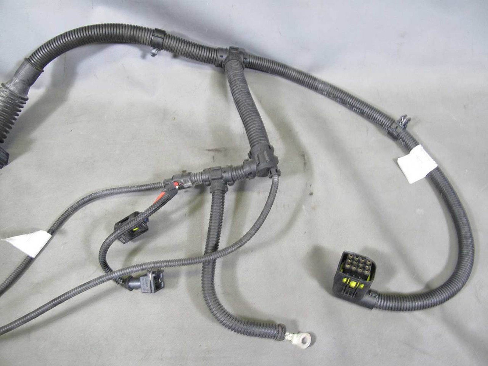 Bmw E89 Sdrive28i Roadster 4 Cyl 6 Speed Manual Transmission Wiring Harness