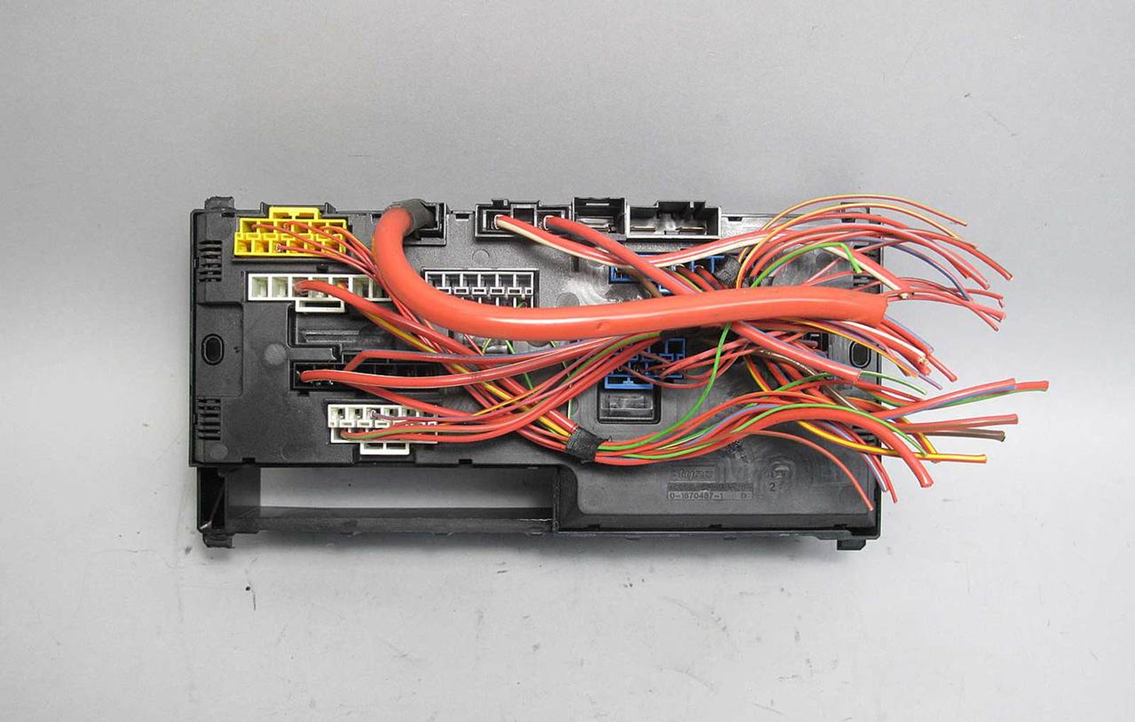 Bmw F10 Front Fuse Box Electrical Wiring Diagram E34 Distribution 5 Series F01 Early Dashboard Panel