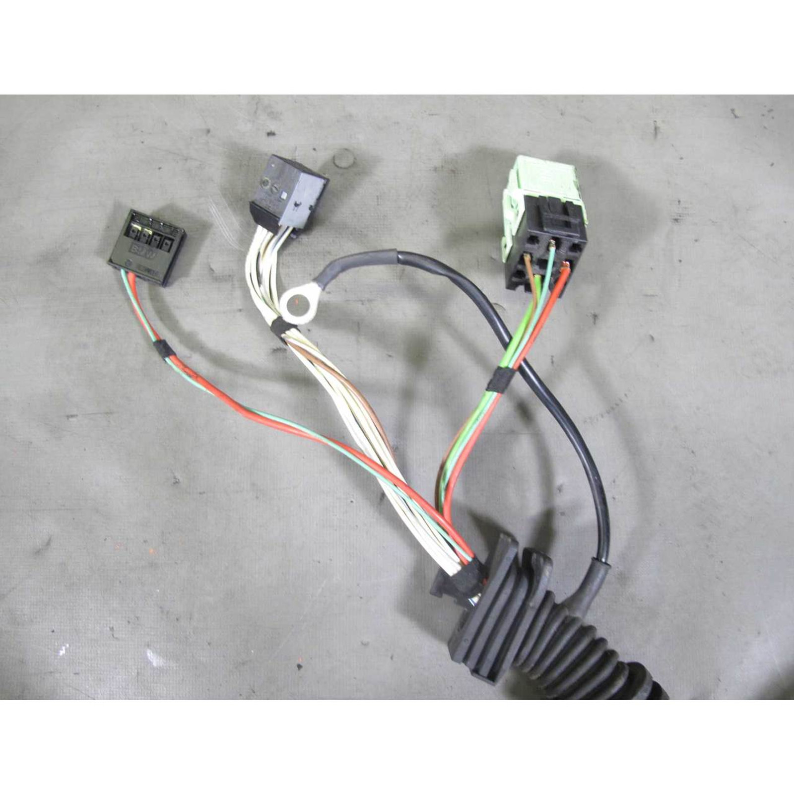 4AD17 Bmw E70 Wire Charging Harness | Wiring Resources on