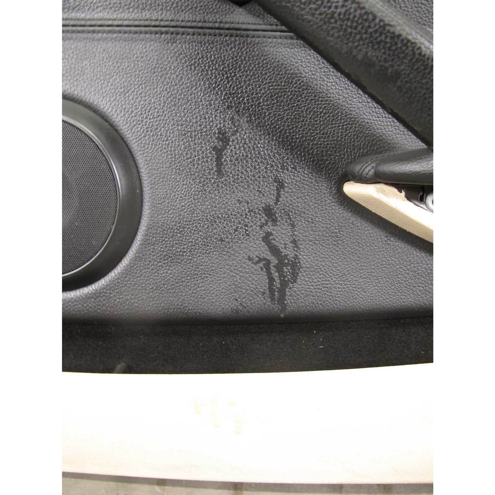 2008 2010 BMW E63 E64 6 Series Right Interior Door Panel Trim Skin
