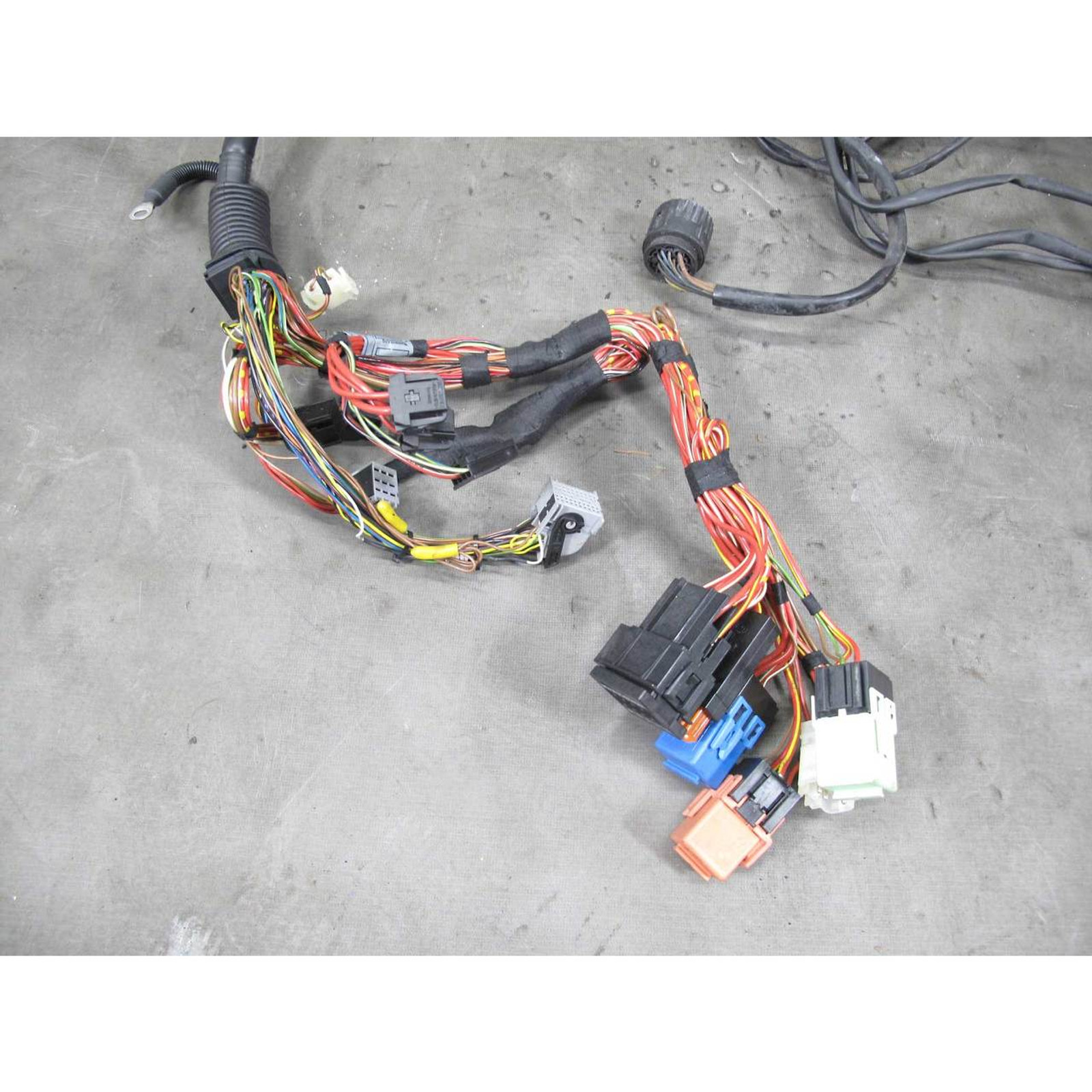 E46 Transmission Wiring Harness Electrical Diagrams 2001 2003 Bmw M3 Early Sequential Manual Smg S13 240sx Chassis Diagram