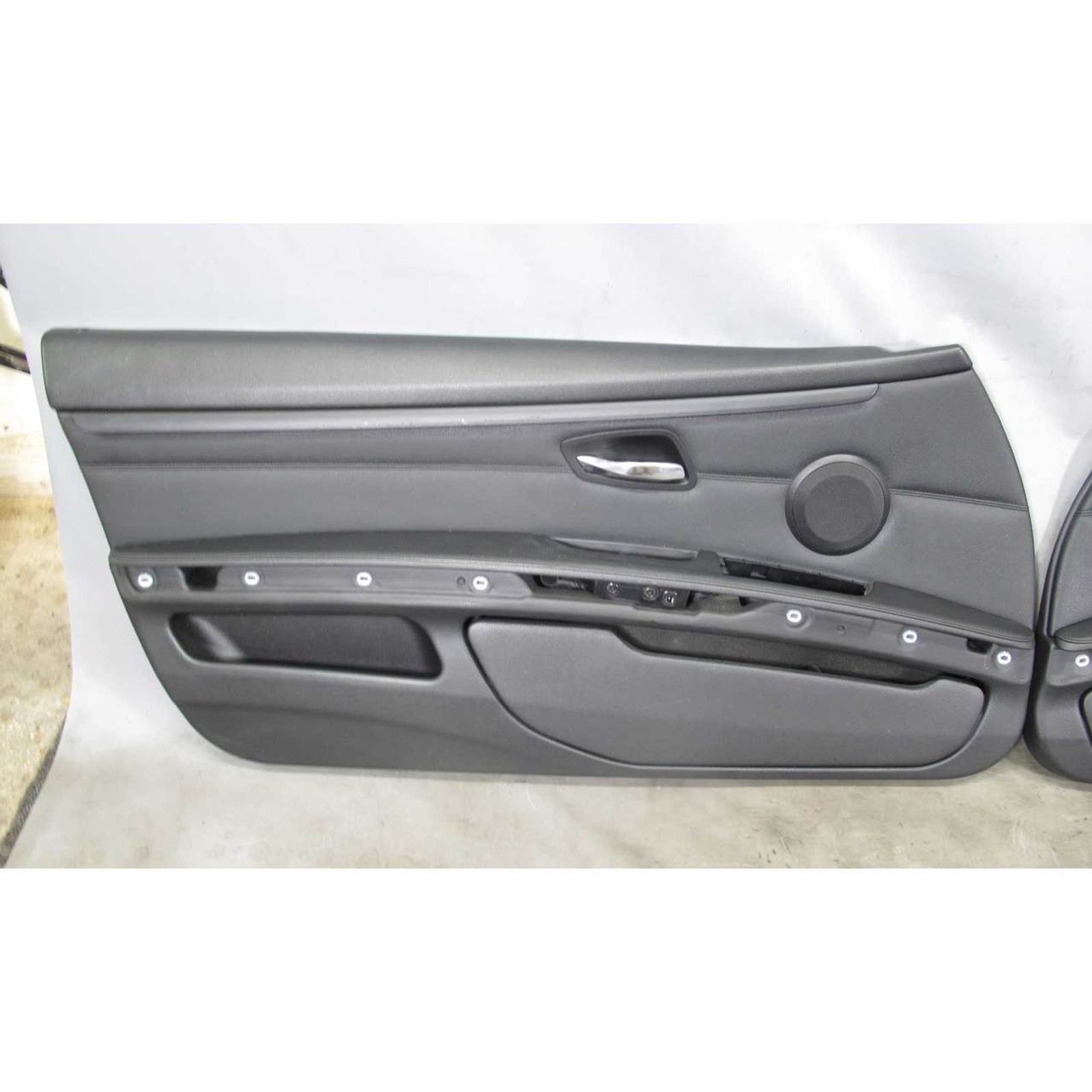 2008 Bmw 3 Series Exterior: 2008-2013 BMW E92 E93 3-Series 2dr Front Int Door Panel