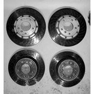 Discs, Rotors & Hardware