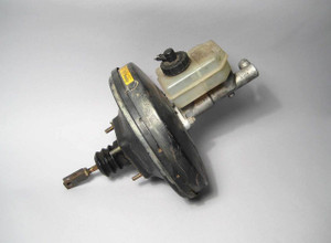 BMW E30 3-Series Girling Brake Booster and Master Cylinder 1984-1991 OEM USED