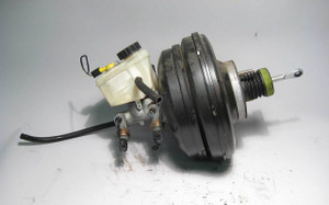 BMW E46 M3 Brake Booster and Master Cylinder ABS DSC 2001-2002 USED OEM