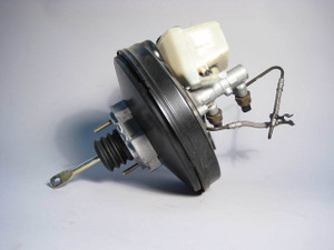 BMW E85 Z4 Brake Booster and Master Cylinder DSC 2003-2005 E86 USED OEM