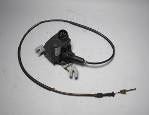 BMW E36 ///M M3 S52 Cruise Control Actuator w Throttle Cable 1995-1999 USED OEM