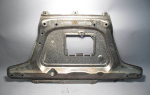 BMW E46 3-Series Z4 Front Subframe Belly Pan Skid Reinforcement Plate 2001-2008
