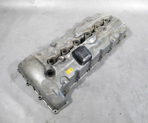 BMW 6-Cyl N52 E90 E60 Z4 Engine Cylinder Head Valve Cover Magnesium 2006-2007 OE