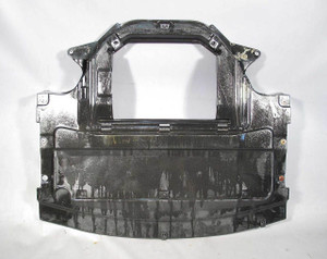 BMW E38 7-Series Front Bottom Belly Protection Pan Plate 1995-2001 USED OEM