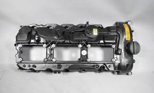 BMW N55 6-Cylinder Turbo Cylinder Head Engine Valve Cover Plastic 2011-2013 OEM