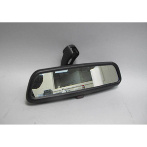 BMW E39 5-Series E46 Factory Manual Rearview Mirror with Tab LED 1997-2005 USED