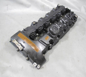 BMW N54 N54T 3.0L Turbo Engine Cylinder Head Valve Cover Plastic 2008-2013 USED