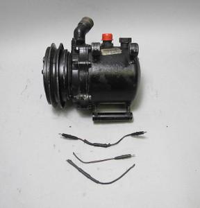 Damaged BMW E30 3-Series E28 Four Seasons Rebuilt AC Air Conditioning Comp Pump