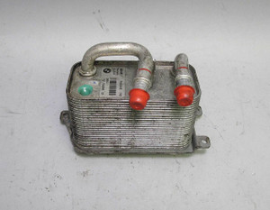 BMW E60 5-Series E63 Oil Cooler Heat Exchanger for Auto Trans 2006-2010 USED OE