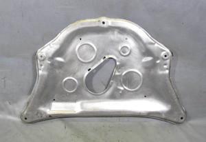BMW E65 E66 745 760 Front Lower Under Belly Pan Metal Shield Brace 2002-2008 OEM