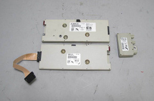 BMW E65 E66 7-Series Early Radio Antenna Amplifier Module Set 2002-2003 USED OEM