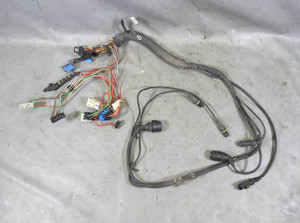 2000-2003 BMW E39 540 4.4L V8 Automatic Transmission Wiring Harness Complete OEM