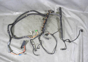 BMW E83 X3 SAV N52 Late Ignition Coil Fuel Injector Engine Wiring Harness 07-10