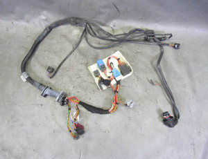2004-2005 BMW E60 5-Series M54 6cyl Automatic Transmission Wiring Harness USED