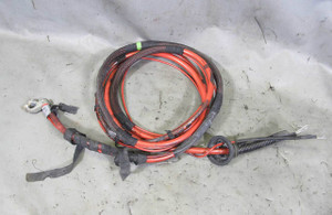 BMW E3 3-Series Sedan Early Positive Battery Cable Red 1992-1998 USED OEM
