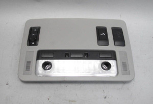 BMW E63 6-Series Coupe Front Headliner Switch Unit Panel for w Sunroof