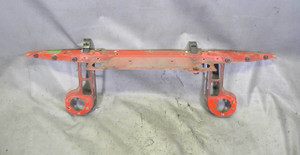 BMW E36 3-Series Nose Radiator Support Panel Frame Bright Red 1992-1999 USED OEM