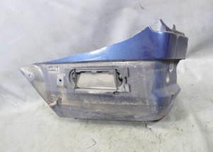 BMW E30 3-Series Convertible Left Rear Dirvers Corner Body Frame Chop Cut 87-91