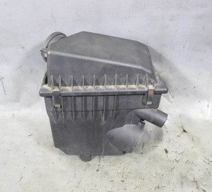 1997-2001 BMW E38 750iL Left Bank 2 Silencer Air Filter Box Housing USED OEM